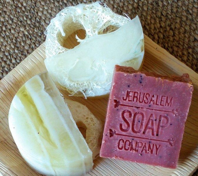 Jerusalem Soap