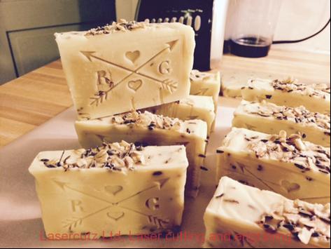 Rachels soap