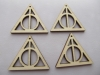 Hallows Triangle shape
