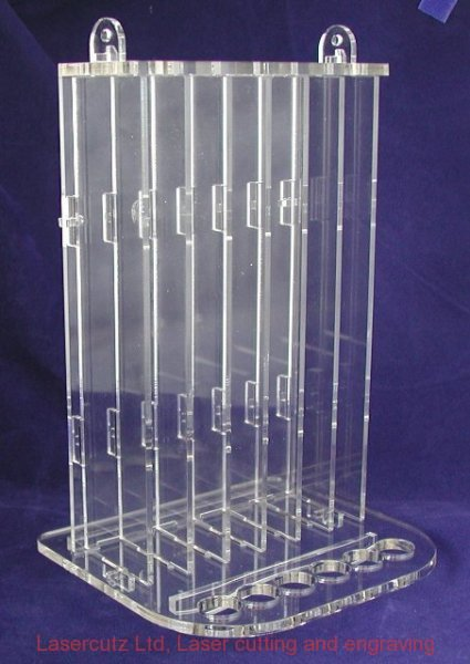 Lip Balm Display Stand