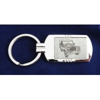 Land Rover Series Key ring