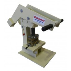 Soap Shaper and Stamping machine